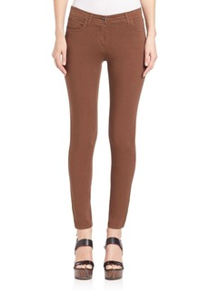 Etro Cotton Stretch Skinny Jeans