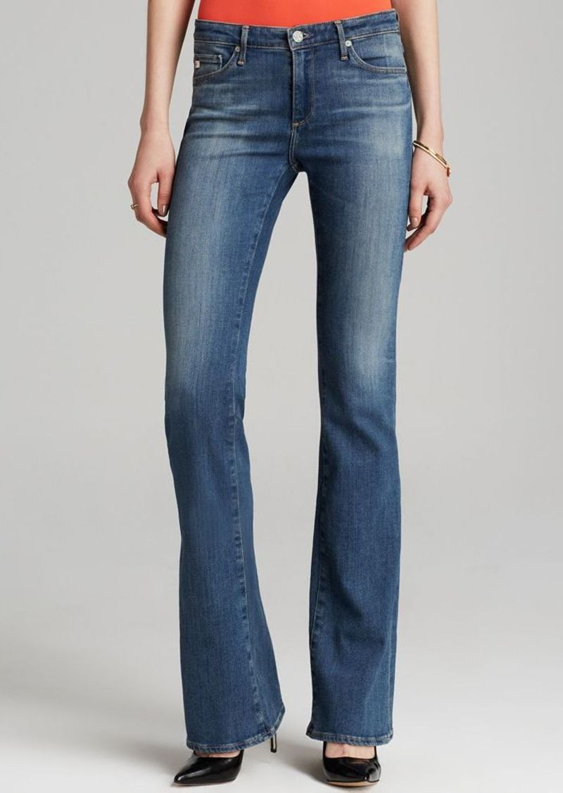 AG Adriano Goldschmied Jeans - The Angel Bootcut in 10 Year Boundless