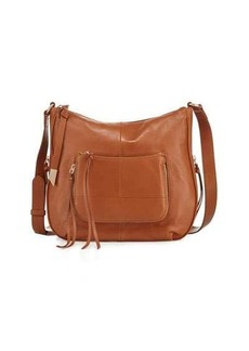 Foley + Corinna Amber Leather Large Crossbody Bag