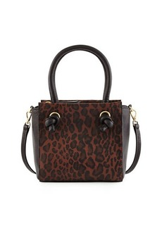 Foley + Corinna Bretta Mini Leather Satchel Bag
