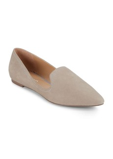 Franco Sarto Simona Leather Low-Cut Flats