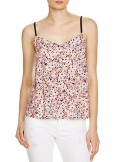 FRENCH CONNECTION Bacongo Daisy Print Cami