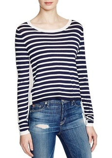 FRENCH CONNECTION Cass Stripe Front Sweater