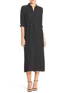 French Connection 'Cecil' Midi Shirtdress