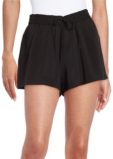 FRENCH CONNECTION Crepe Shorts