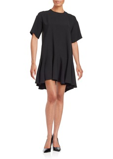 FRENCH CONNECTION Drop-Waist Tunic Dress