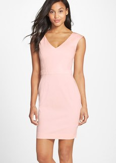 French Connection 'Electric Plains' Sheath Dress