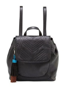 French Connection Gabby Faux-Leather Backpack