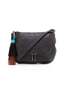 French Connection Gabby Faux-Leather Crossbody Bag