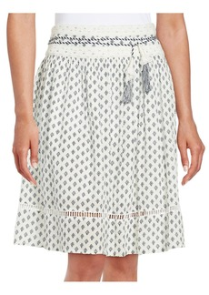 FRENCH CONNECTION Geo-Print Skirt
