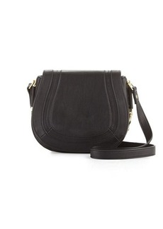 French Connection Liza Faux-Leather Crossbody Bag