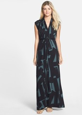 French Connection 'Meadow' Jersey Maxi Dress