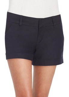 French Connection Outlaw Cotton Shorts
