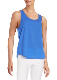 French Connection Polly Plains Tank Top