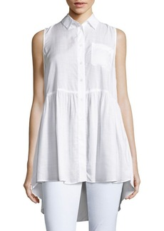 French Connection Sleeveless Hi-Lo Tunic