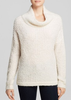 FRENCH CONNECTION Bloomingdale's Exclusive Fuzzy Sweater