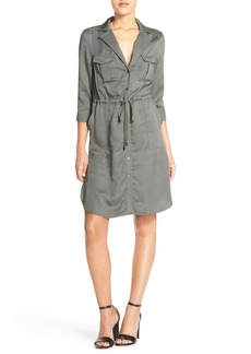 French Connection Woven Shirtdress