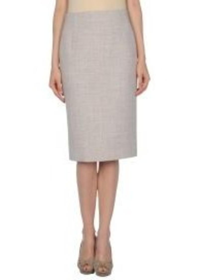 Gianfranco Ferré GIANFRANCO FERRE' - 3/4 length skirt