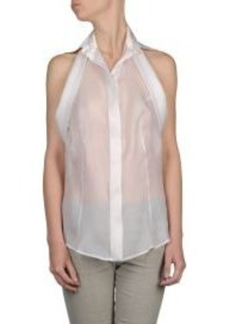 GIANFRANCO FERRE' - Silk shirt and top