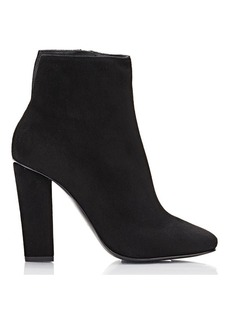 Giuseppe Zanotti Suede Square-Toe Ankle Boots