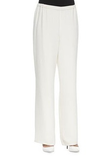 Go Silk Full-Leg Silk Pull-On Pants  Full-Leg Silk Pull-On Pants