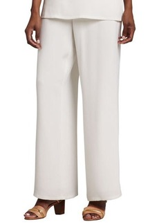 Go Silk Wide-Leg Pants