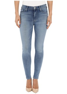 Hudson Barbara High Rise Ankle Skinny in Convex