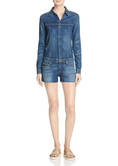 Hudson Denim Romper