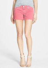 Hudson Jeans 'Amber' Cutoff Shorts (Suede Rose 2)