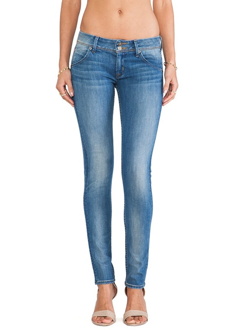 Hudson Jeans Collin Skinny in Solitude