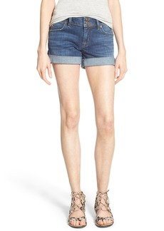 Hudson Jeans 'Croxley' Cuffed Denim Shorts (Advantageous)