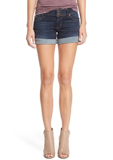 Hudson Jeans 'Croxley' Cuffed Denim Shorts (Elemental)
