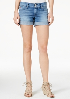 Hudson Jeans Croxley Telescopes Wash Denim Shorts