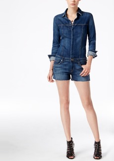 Hudson Jeans Lane Cutoff Denim Romper