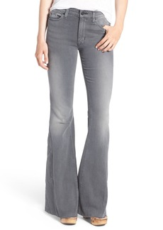 Hudson Jeans 'Laurel' Patchwork Flare Jeans (June Gloom)