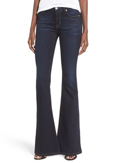Hudson Jeans 'Mia' Flare Jeans (Del Mar)