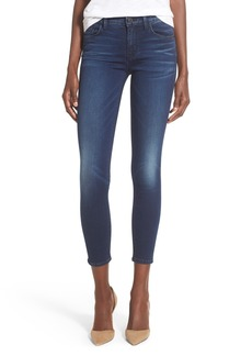 Hudson Jeans 'Nico' Ankle Super Skinny Jeans (Contrary)