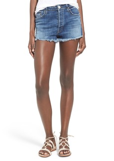 Hudson Jeans 'Tori' Slouch Cutoff Shorts (Illicist)