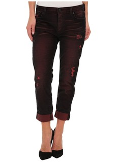 Hudson Jude Slouch Skinny in Taboo