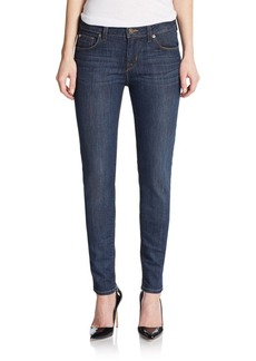 Hudson Super Skinny Stretch Denim Jeans