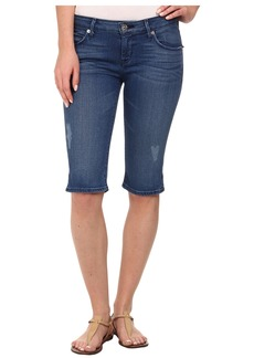 Hudson Viceroy Knee Shorts in Angeltown