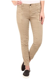 J Brand Byrnes Skinny Cargo Pants in Quicksand