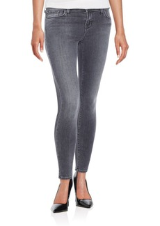 J BRAND Cropped Skinny Ankle Jeans