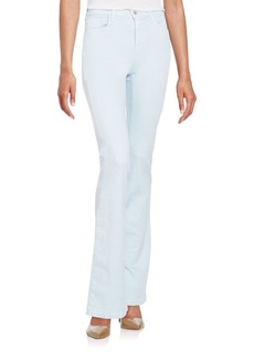 J BRAND Dasha Photo Ready Flared Jeans