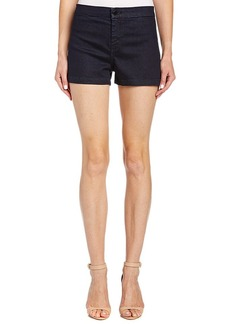 J Brand J Brand Mila Inkwell Tailored Short