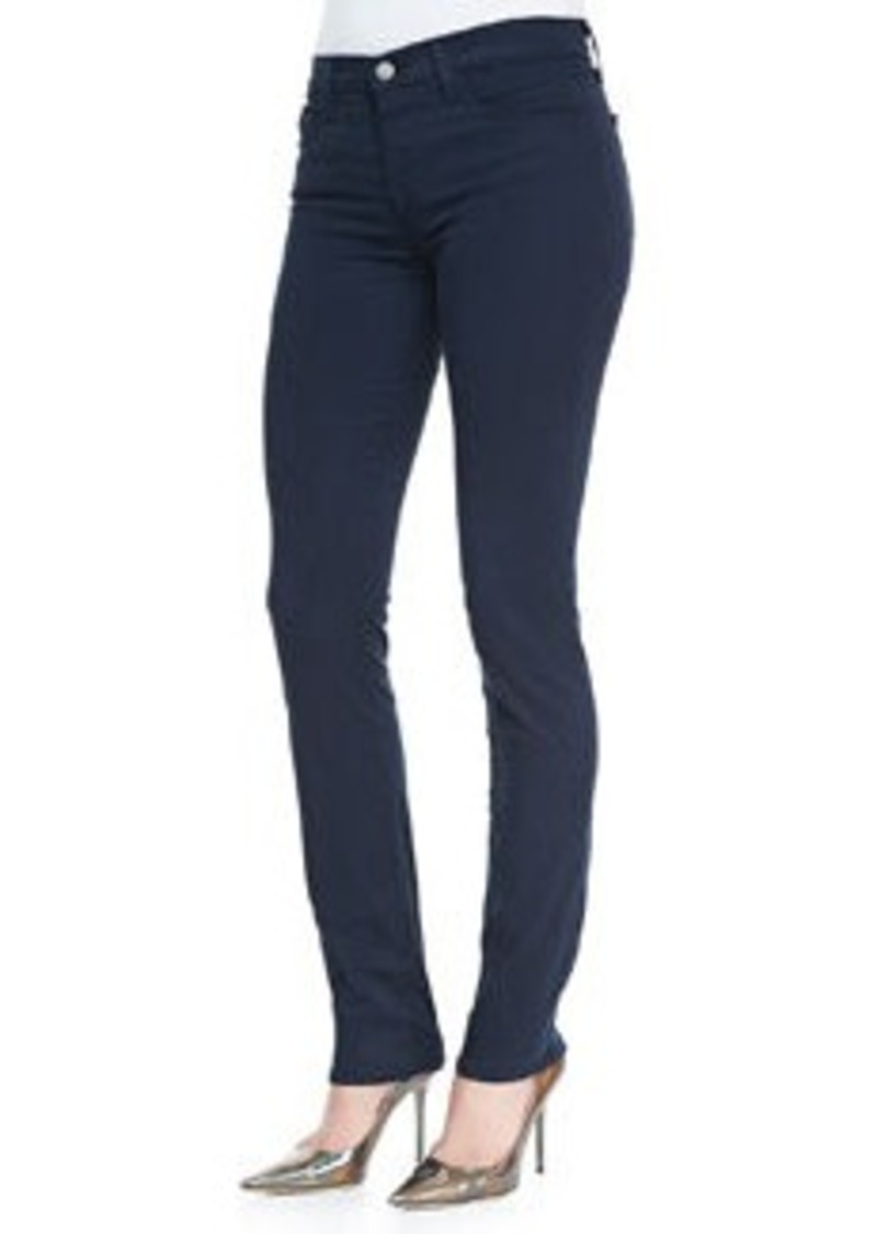 J Brand Jeans 811 Luxe Sateen Slim Jeans, Carbon Blue