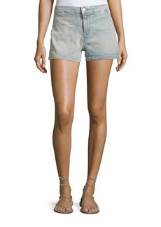 J Brand Jeans Mila Tailored Denim Shorts