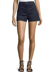 J Brand Jeans Tailored Denim Shorts