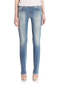 J BRAND Jude Distressed Slouchy Skinny Jeans