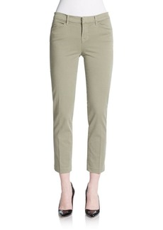 J BRAND Kailee Slim Cropped Trousers